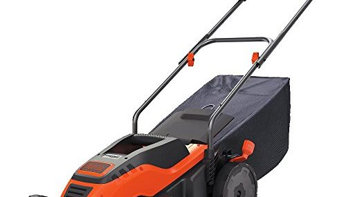 Black & Decker EM 1500 – The Best Corded Mower Option?