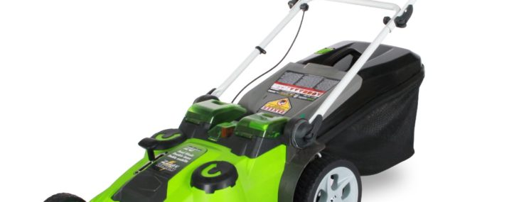 GreenWorks 25302 – Great Cordless Option?