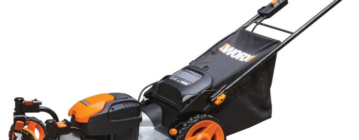 Worx Lawn Mower WG719 Review: Best Maneuverability?