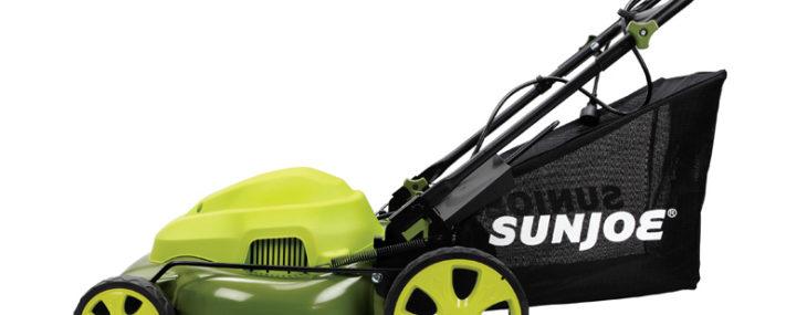 Sun Joe MJ408E: ETL Approved Corded Mower Deliver Performance?